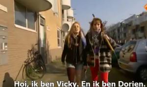 Klokhuis_Vicky en Dorien